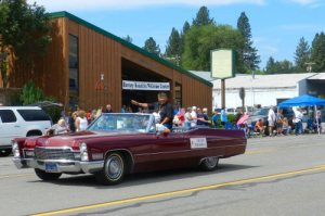 2015 Grand Marshall Tommy George