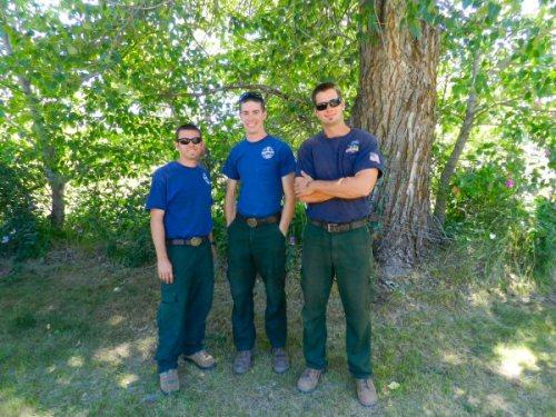 Forest Service Persnonnel advise me about raptors