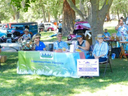 Car Show proceeds benefit Intermountain Hospice