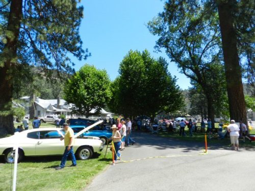 NorCal Road Gypsies Car Show