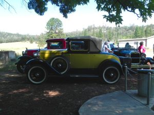 The Model A Ford Club of Quincy