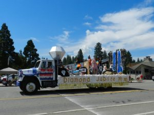 The Winning Float