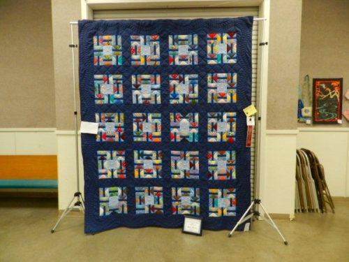 Best hand-made quilt