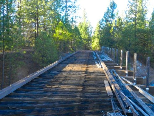 Stand By Me Bridge in need of restoration