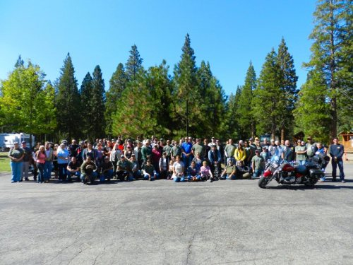 Group Shot of all riders