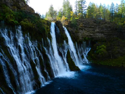 Burney Falls in Autumn (5)