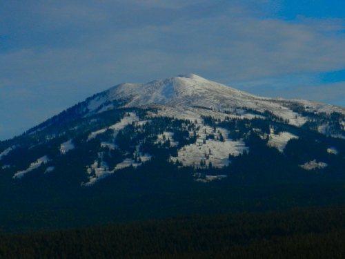 Mt. Burney