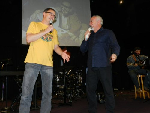 Pastor Steve and Pastor Cory
