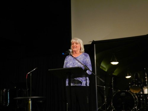 Kathy Newton - Finding God in Nature