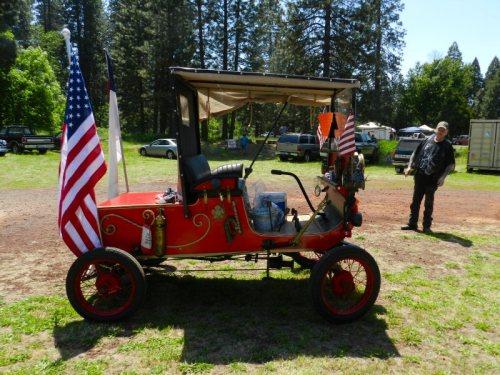 1901 Oldsmobile still runs