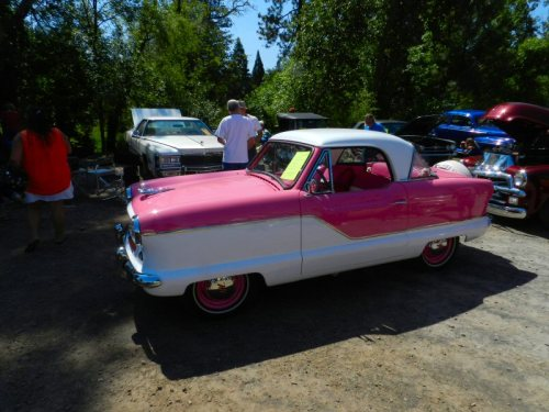 1961 Nash owned by Milt and Terrie Berry from Susanville