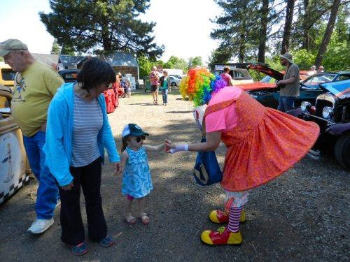 Every town needs a clown!