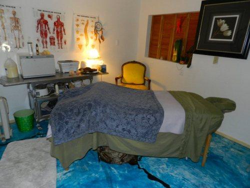 Healing massage center