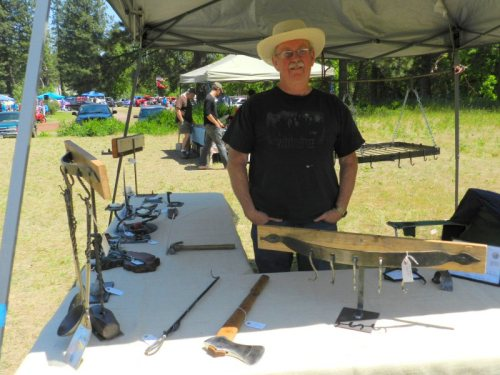 Jim Brimble from Rawhide Forge