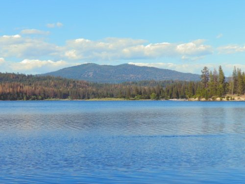 Lake Britton from the Old Ferry Crossing 2