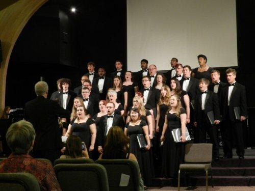 Ohio Northern Universtiy Choir at WOLA