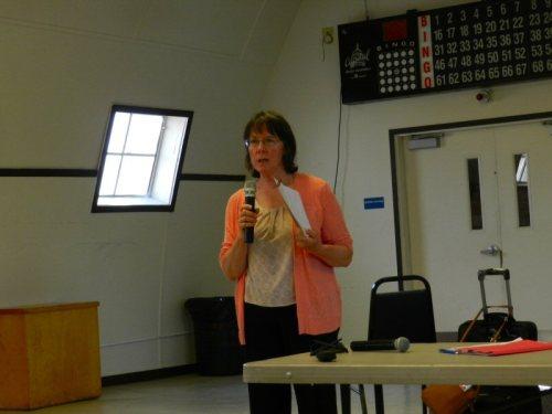 Lynn Erickson, Director of Circle of Friends
