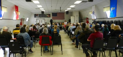 May 24 meeting on housing at Burney VFW
