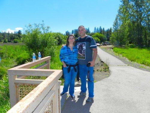 Mr. and Mrs. Burdock from Sacramento