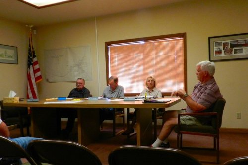 July 21 BWD Board Meeting