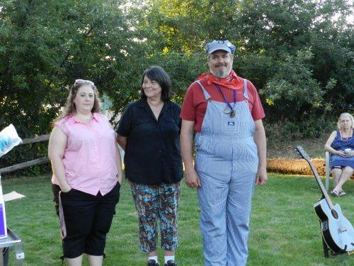 Mayor's Canididates - Destiny Tavares, Nancy Bobo, and James Glaser