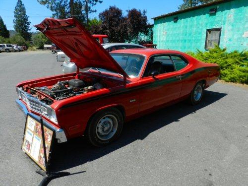 Best Car - Jamie Larson's 1973 Dodge Duster