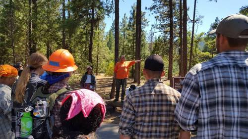 Ginger Mike shares about the importance of cultural resource protection and sacred sites