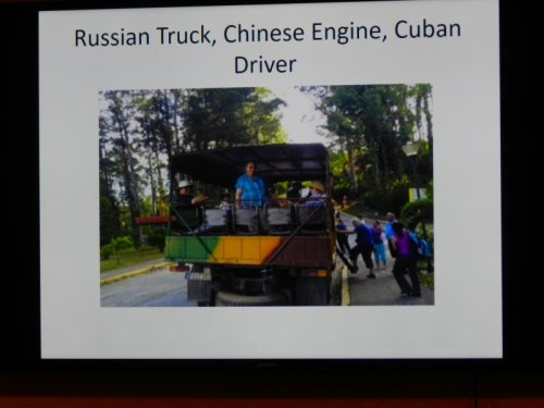 russian-truck-chinese-engine-cuban-driver