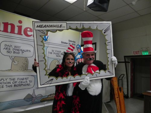 Cats in the Hat Alex and Debbie Krieg