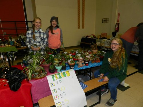 Awesome plants from the BHS AG Program