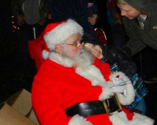 giving-santa-a-hug