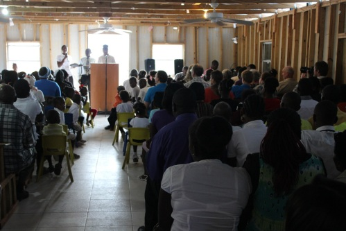 Mission of Grace Church photo courtesy of Mission of Grace