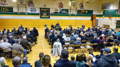 Memorial Service for David Eugene Wicks