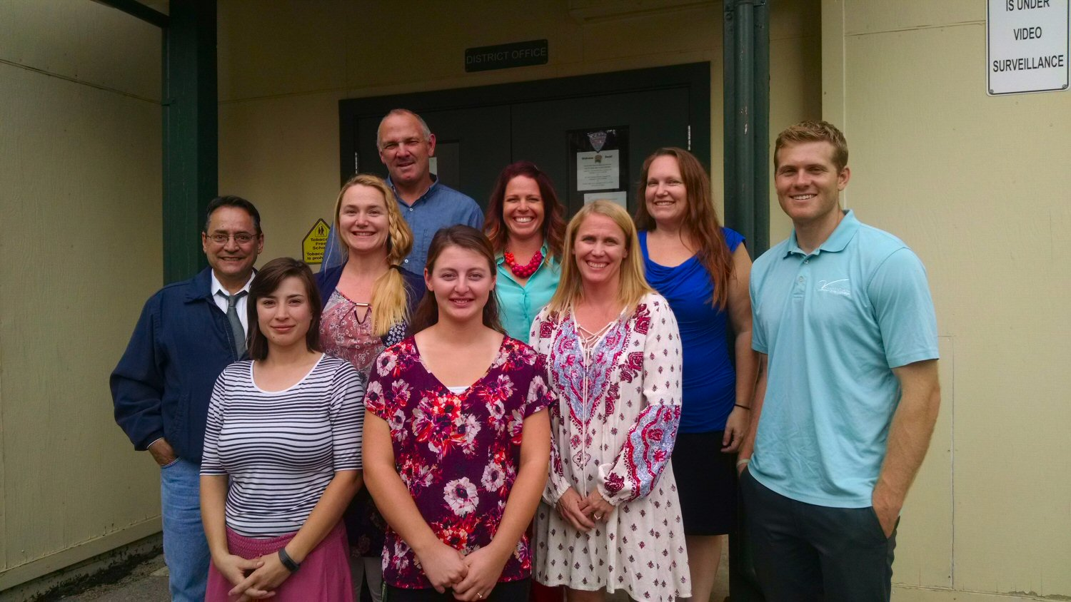 Nine new teachers for Fall River Joint Unified School District