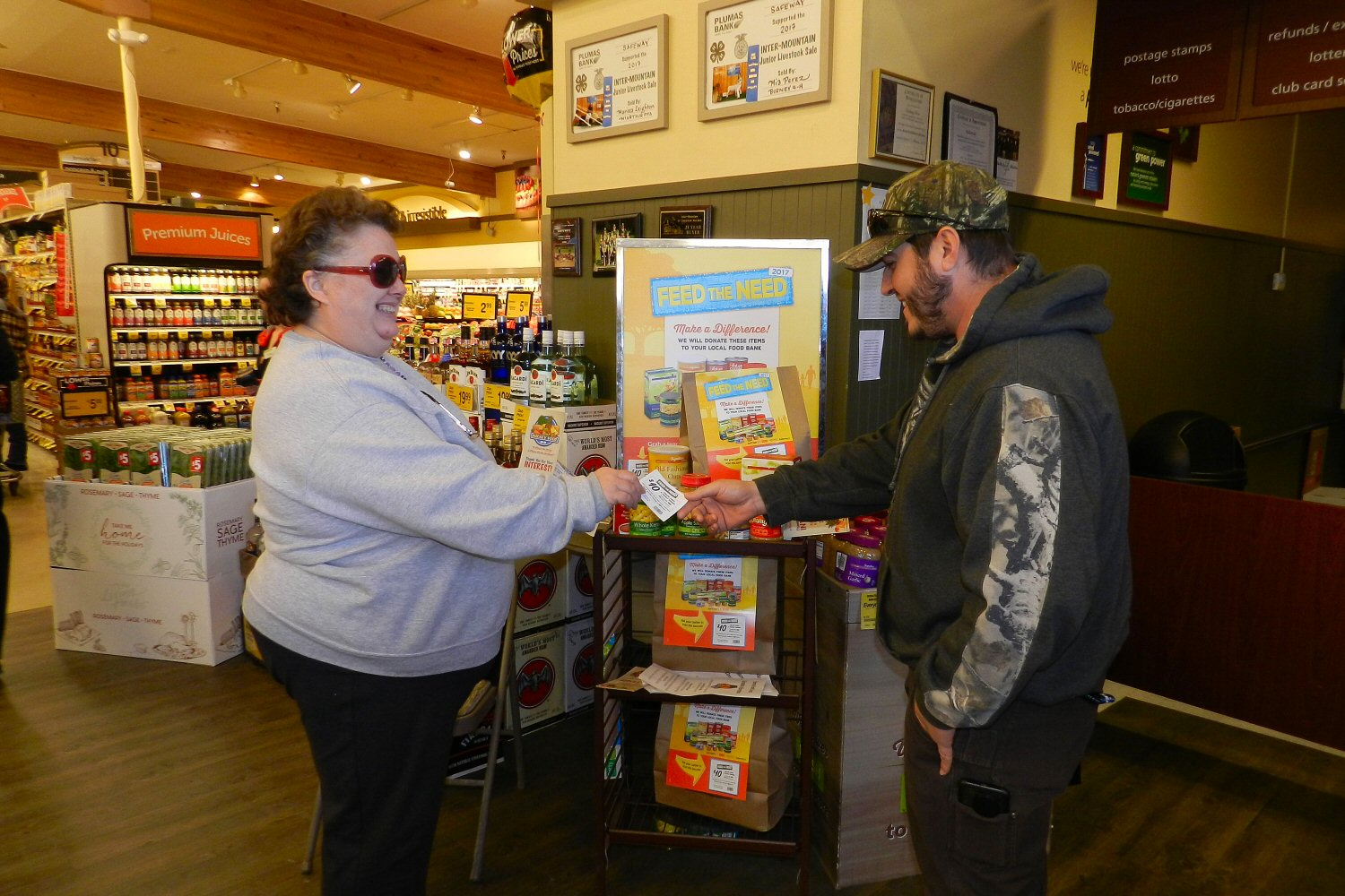 Burney Food Co-op | Pit River Country
