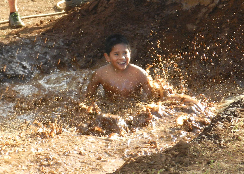 Taking a bath 12 - 3 5